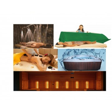 Lavender Hydrotherapy Treatment