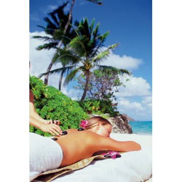 Calming and Relaxing Lavender Treatment with Massage